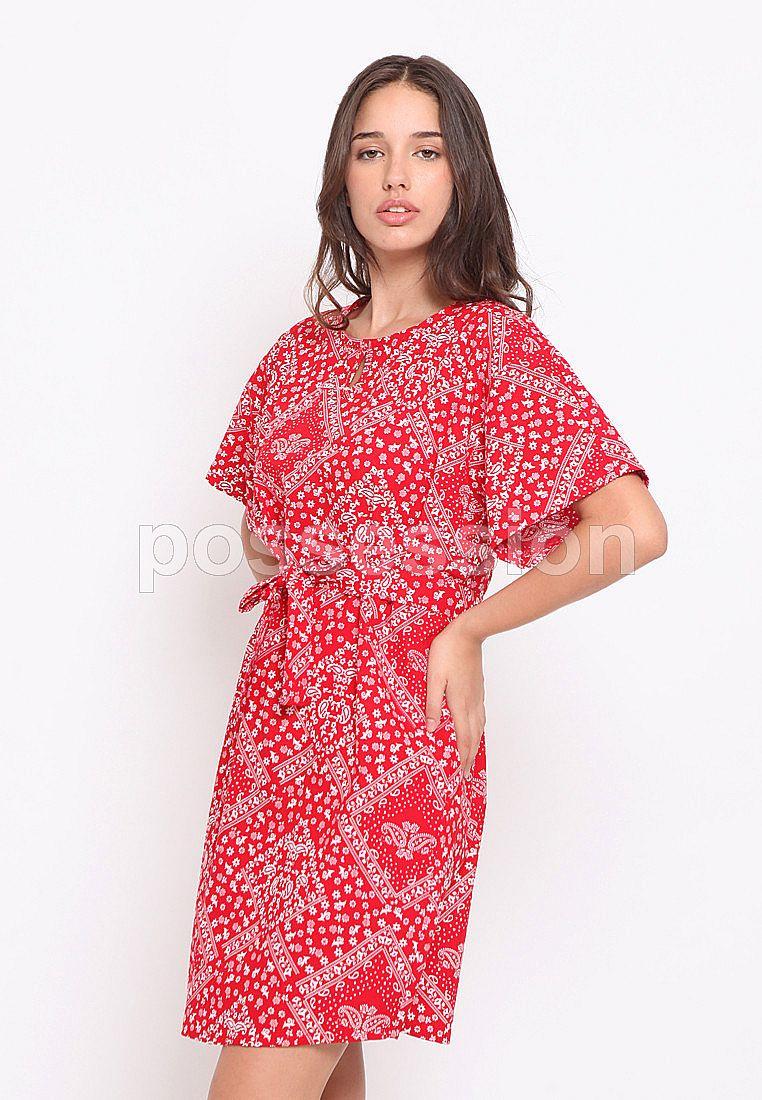 Impression Irana Nightie 9112 Btk Katun RD