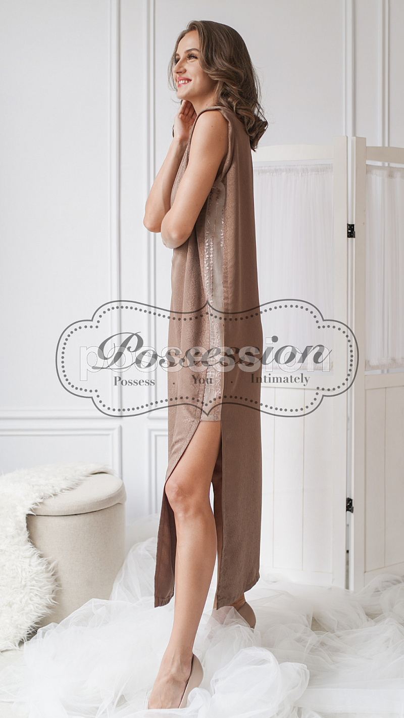 Possession Long Dress